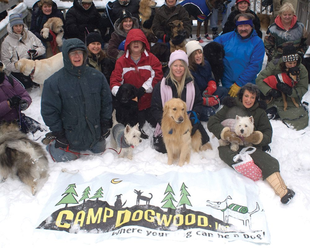 Winter Dog Camp 2009