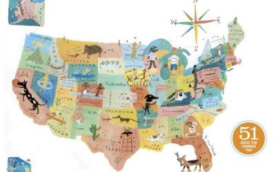 Bark Magazine includes Camp Dogwood on their 51 Dog-Friendly Ideas for Summer Fun & Travel
