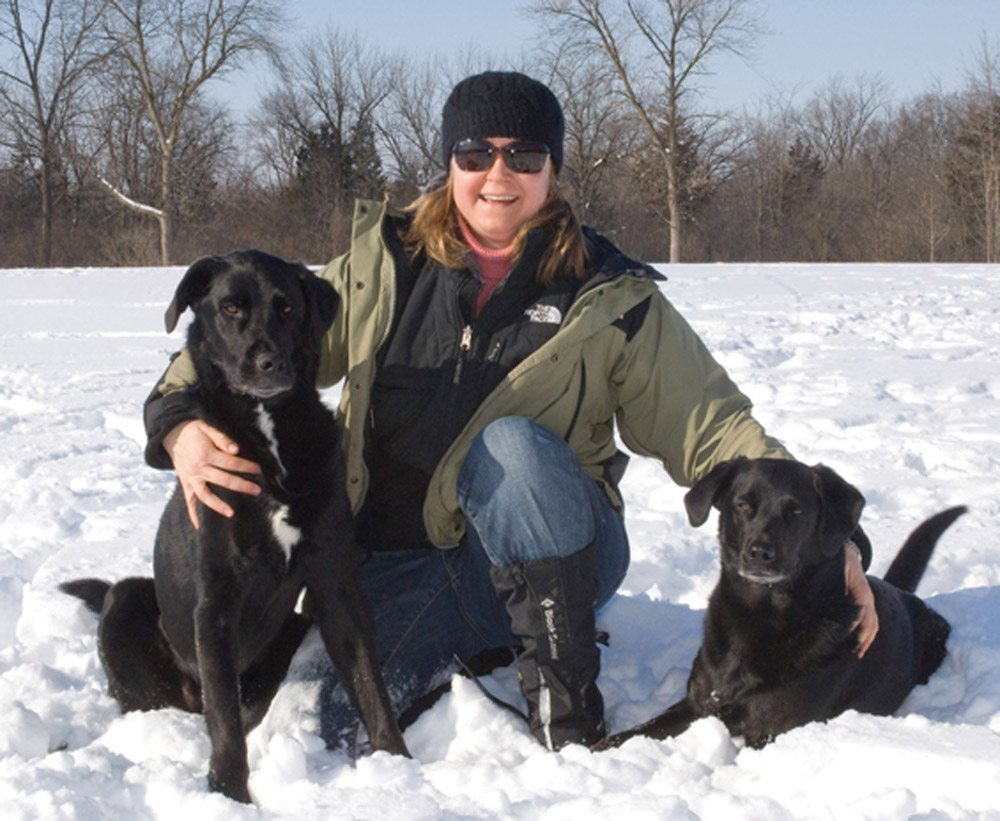 Black Labs Winter Camp