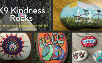 Official Launch of K9 Kindness Rocks